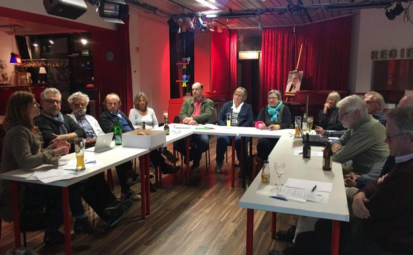 Metzinger Kulturvereine sprechen sich städtisches Kulturrahmenkonzept aus
