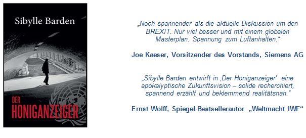 16.10.2019 um 19 Uhr: Thriller-Autorin Sibylle Barden liest im Frankfurter Kriminalmuseum