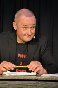 Volker Camehn liest (c) beim Autor