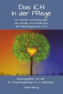 """Cover des Buchs """"Das ICH in der Pflege"""""""