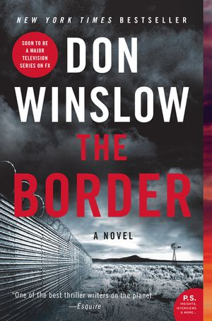 Don Winslow The Border Paperback