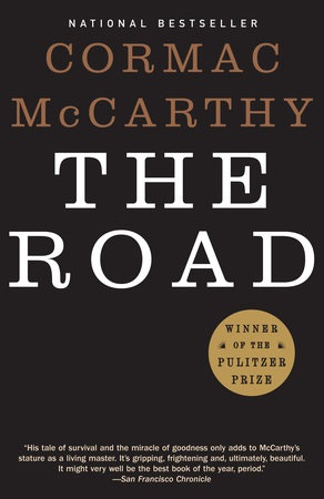 McCarthy The Road Deckel