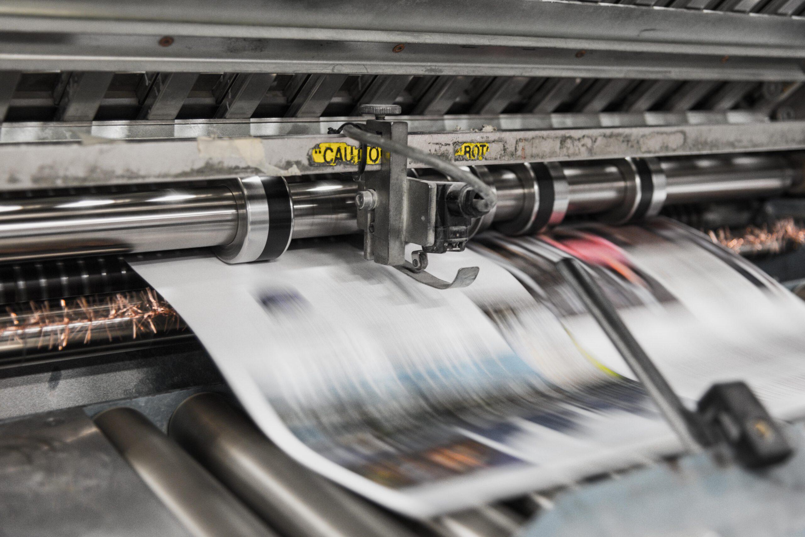 EILT: In eigener Sache: Druckdienstleister für unsere jährliche Magazinausgabe gesucht!