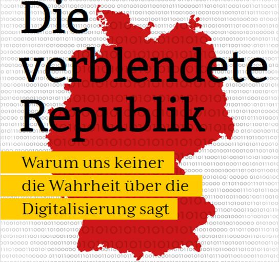 Digitalisierung: Absturz oder Aufstieg?  Eine Rezension des neuen Buchs vom Digitalisierungspapst Prof. Key Pousttchi