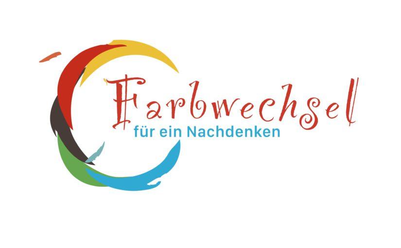 31.01.2021 17 Uhr: Projekt Farbwechsel – Sendungsstream Gespräch mit Olaf Bröcker auf Youtube!