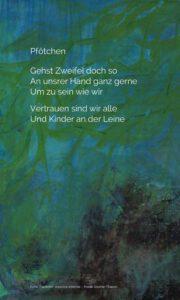 Bild: Tina Böhm Text: Stephan Tikatsch Design: PESCH Grafik Design Metzingen (c) 2021