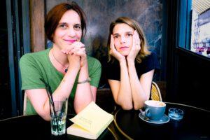 Die beiden Producerinnen von Medusa spricht: Barbara Peveling und Cécile Calla © Alain Barbero