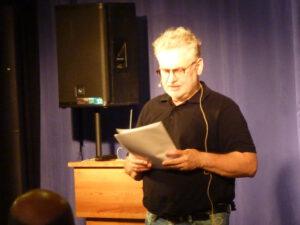 Walther Stonet Poesie auf Brot 30.07.2021 Kulturforum (c) Eva Linhart