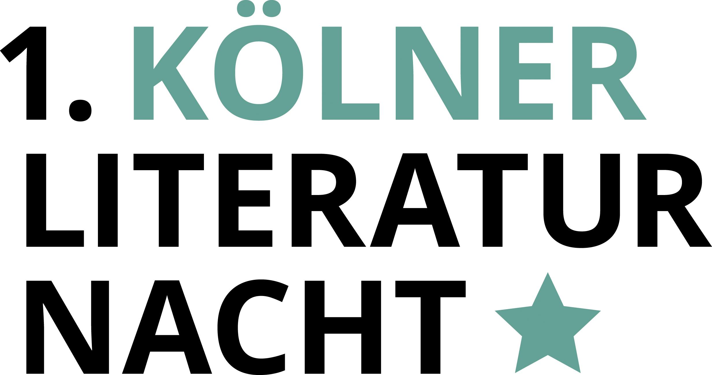Alle Scheinwerfer auf die Kölner Literaturszene –  für eine Nacht