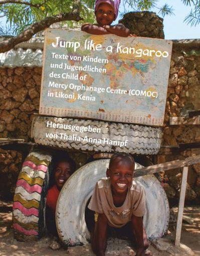 Ein Buch erobert die Herzen der Kinder aus Kenia
