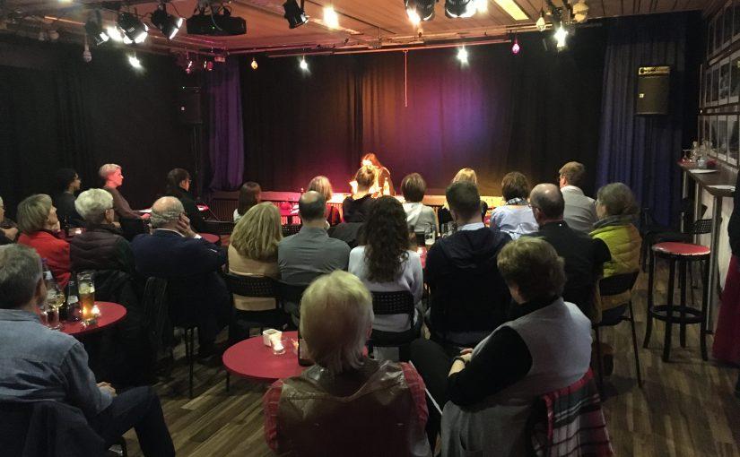 Absage: 23.09.2020 19 Uhr: 1. zugetextet.com Lesung: Poesie an Halven Hahn in Köln
