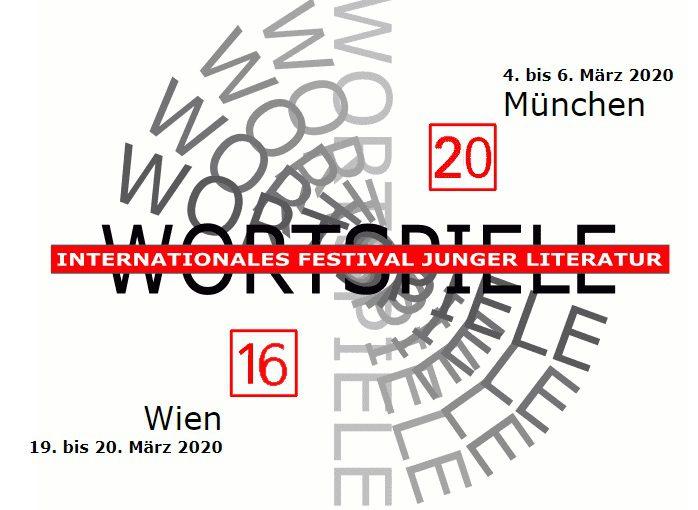 Wortspiele-Festivals in München und Wien – AutorInnen und LeserInnen im Austausch