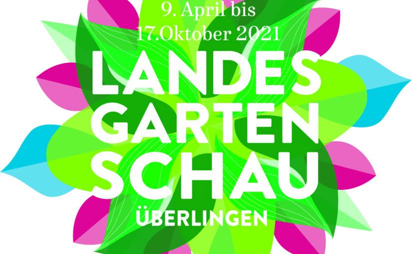 Logo Landesgartenschau Überlingen 2021