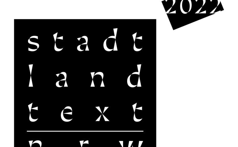 Ausschreibungsfrist bis 12.09.21: stadt.land.text NRW sucht zehn Regionsschreiber*innen für 2022