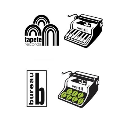 PM: Zusammenarbeit Tapete Records und Ventil Verlag